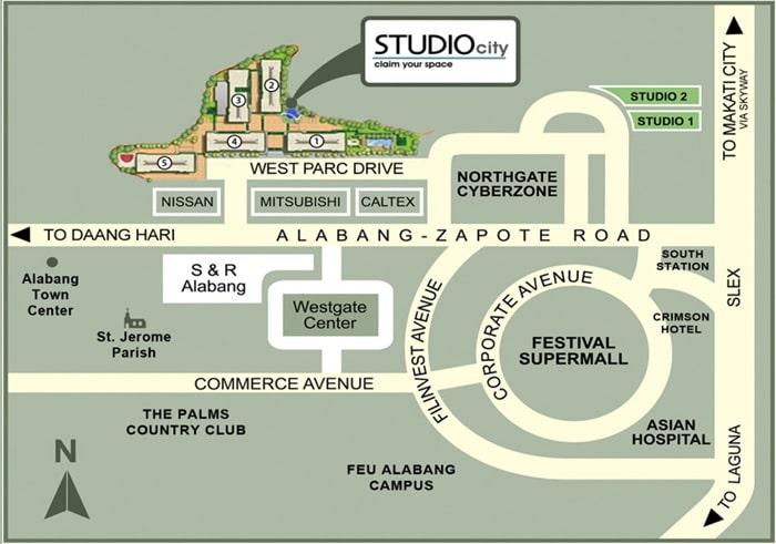 Studio City Alabang