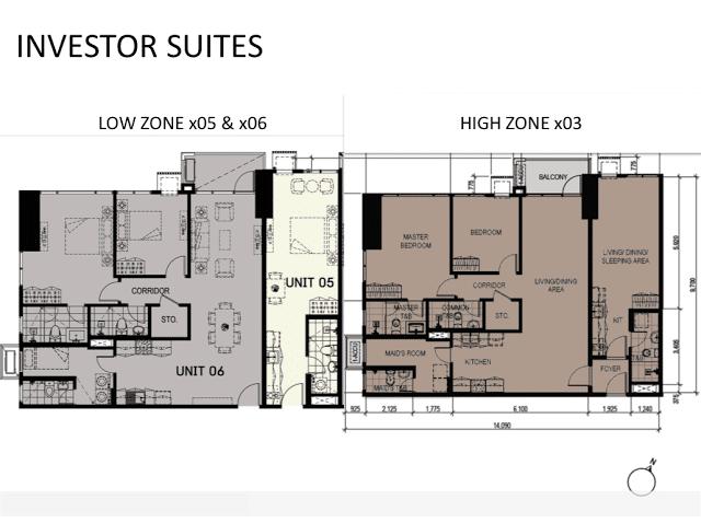 Investor Suites