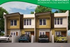 Alabang Townhomes - Katarungan by NextAsia Land