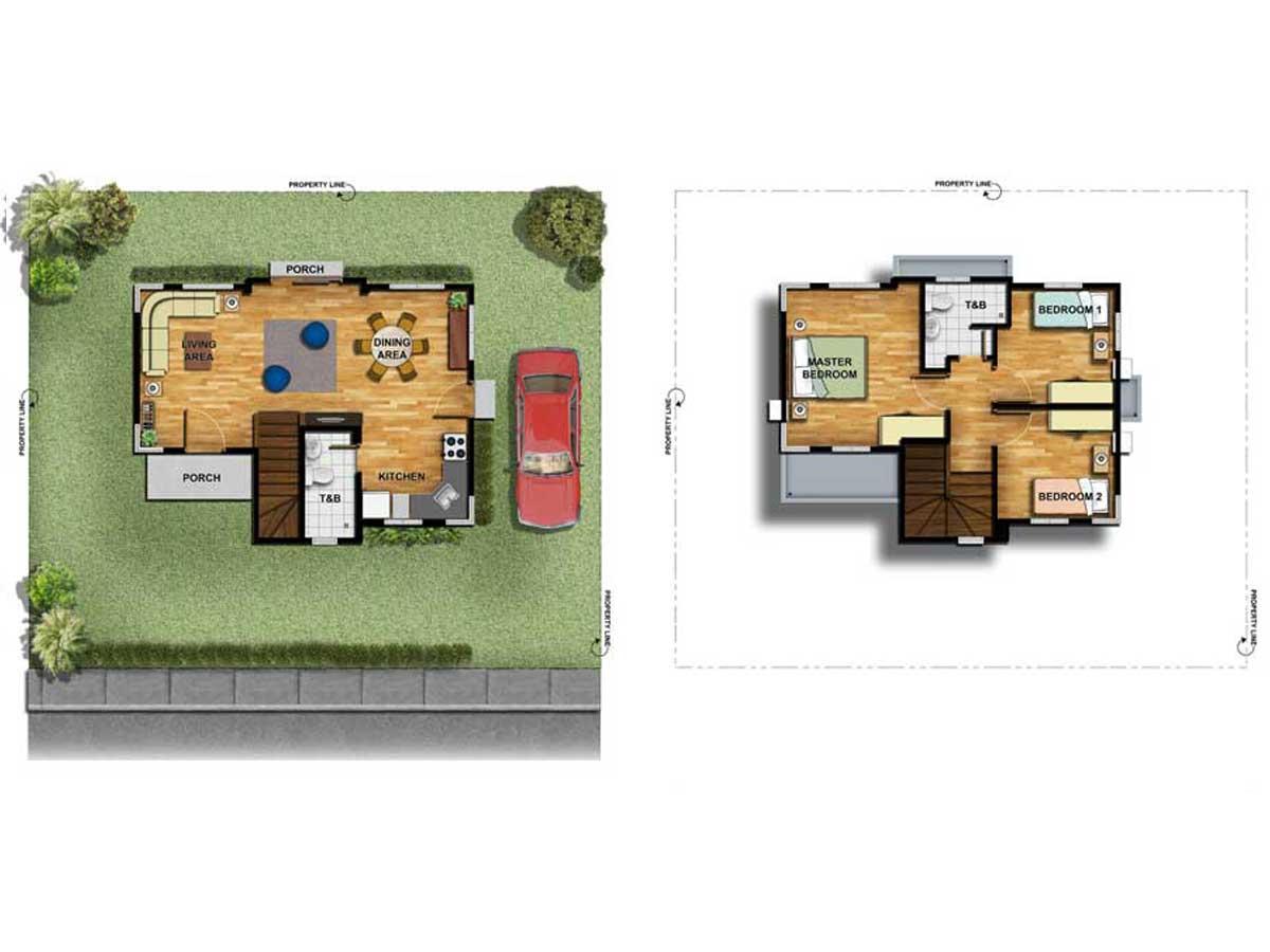 thea model home floor plan - | PreSelling