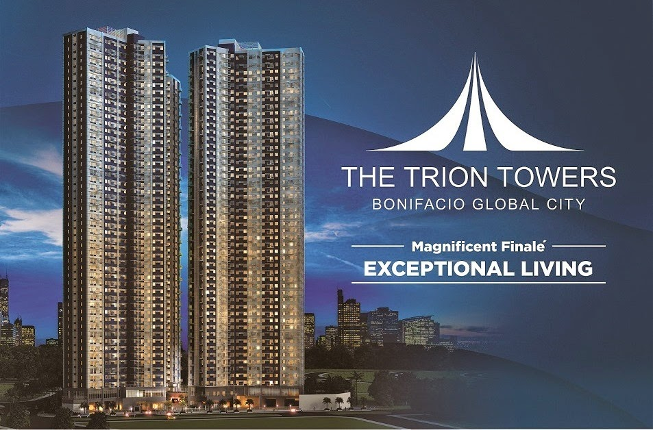 The Trion Towers – BGC