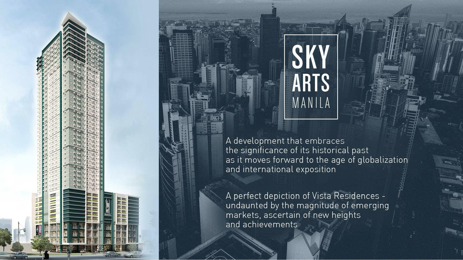 Sky Arts Manila – Malate, Manila