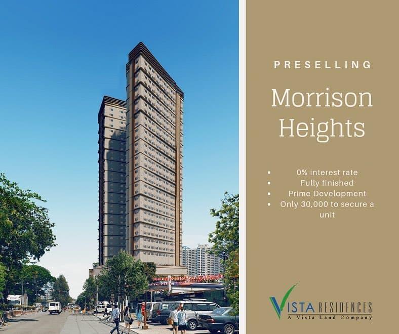 Morrison Heights – España, Manila