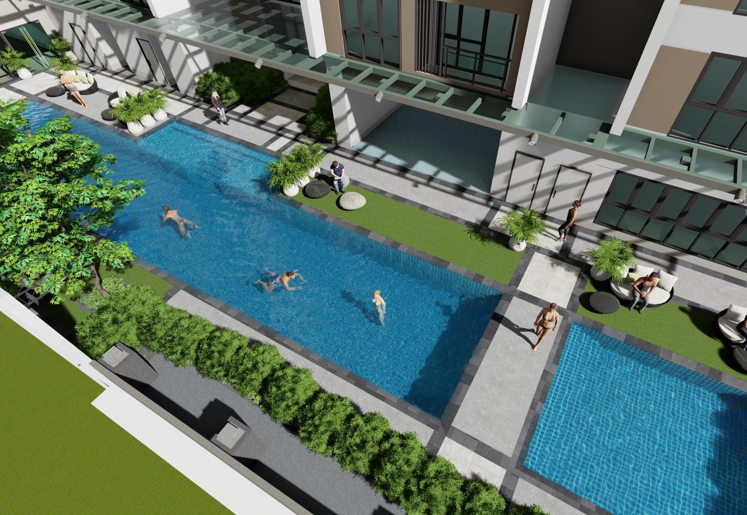 Mergent Residences – Makati