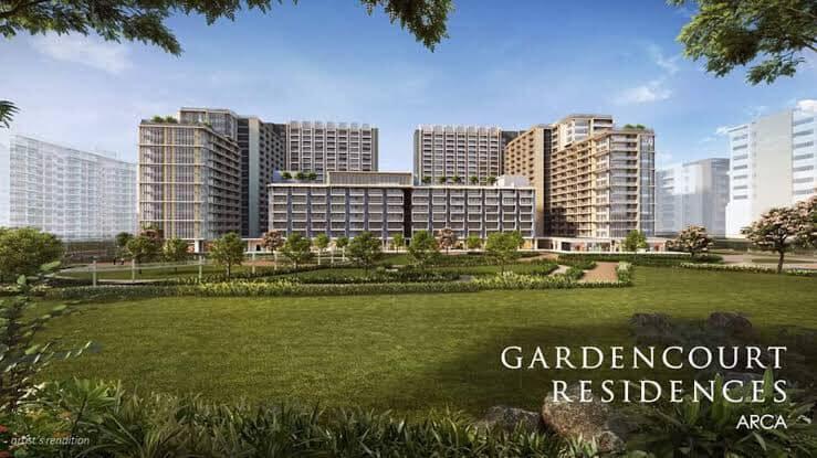 Gardencourt Residences – Arca South
