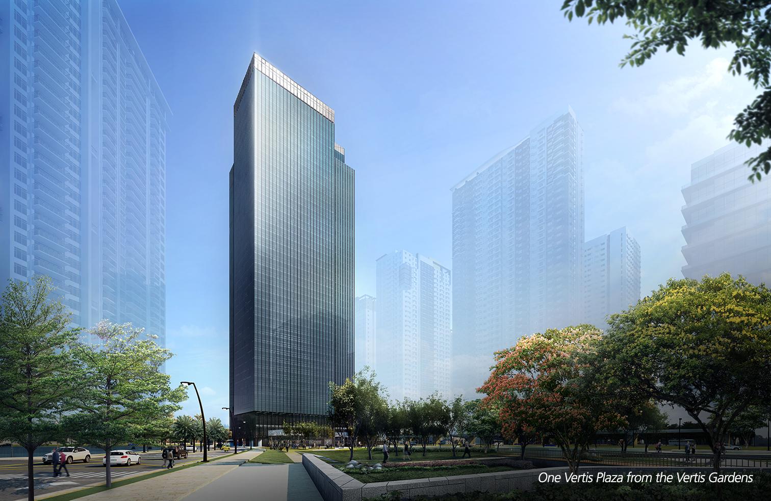 One Vertis Plaza – Vertis North, QC (Office Spaces)