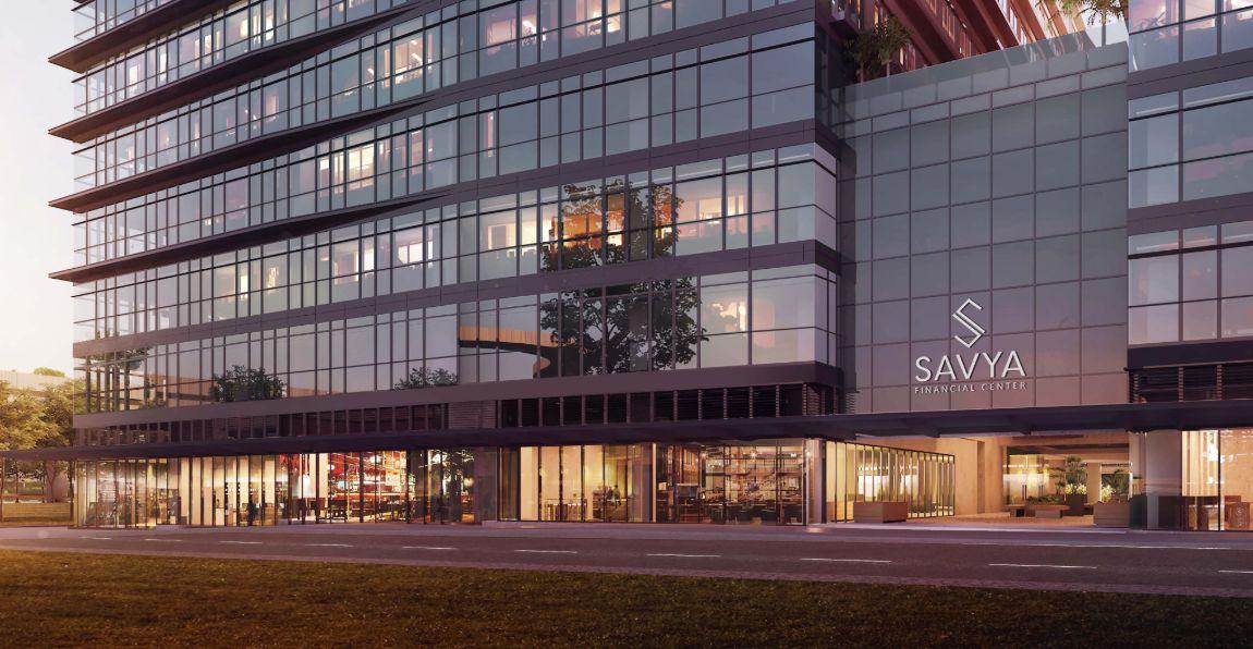 Savya Financial Center – Arca South (Office Spaces)