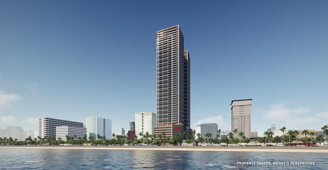 Sands Residences – Roxas Blvd, Manila